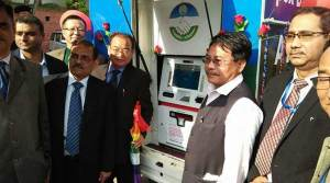 Arunachal Apex Bank launches Mobile ATM Van supported by NABARD