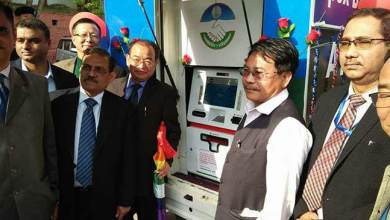 Photo of Arunachal Apex Bank launches Mobile ATM Van supported by NABARD