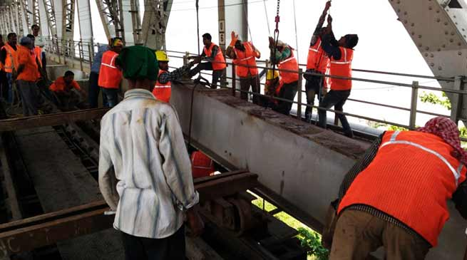 Assam: Repair of iconic Saraighat bridge carried out in record time