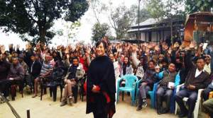 Nagaland Assembly Polls: first Konyak woman to contest poll