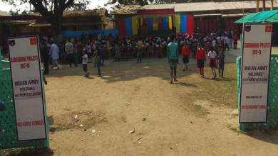 Assam: Army provides basic facilities to Local People