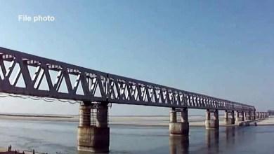 Assam: Work paralysed for the 3rd day in Bogibeel bridge