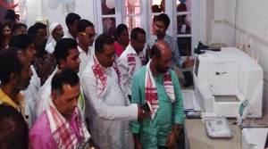 Assam : CM's Free Diagnostic Services launched in SK Roy Civi Hospital