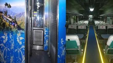 Assam: NF Railway upgrades Shatabdi Express under Project Swarna