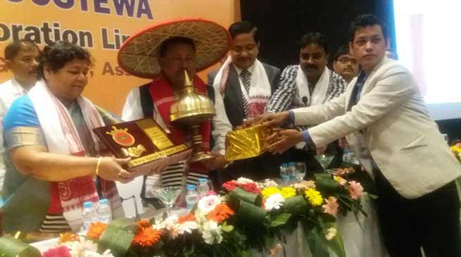 Assam:  Martyr Kamala Miri Award presented to Punaram Mili