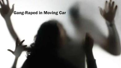New Delhi- Class 11 student gang raped in a Moving Car
