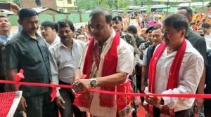 Assam: Dr Himanta inaugurates KAAC secretariat building in Diphu