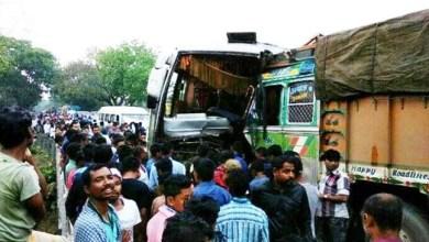 Photo of Assam: Bus, Truck Collide near Kaziranga, 10 Injured
