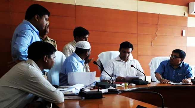 Assam: Process on to put in place support structure for e-Prastuti in Hailakandi
