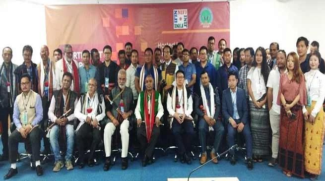 Arunachal: North East Journalist Conclave-2018