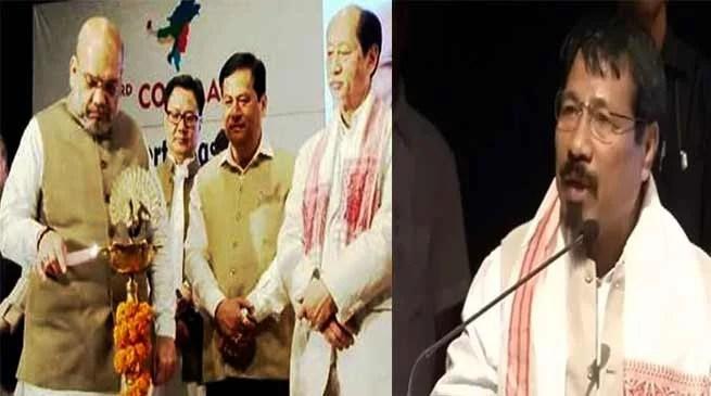 Assam: AGP opposes citizenship bill in NEDA meeting