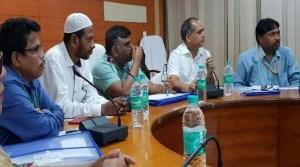 Assam: GoI nodal officers discuss action plan under GSA II in Hailakandi