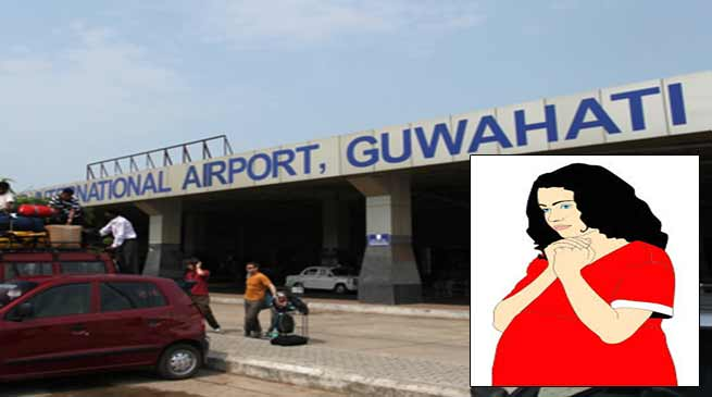 Assam: Pregnant Woman Strip Searched and 'Examined' by CISF Personnel at Guwahati Airport