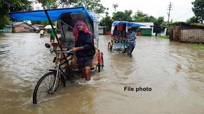Assam: DDMA, Hailakandi approves flood damage estimate proposals