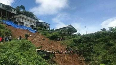 Mizoram: 21 killed in Land Slide, road accident