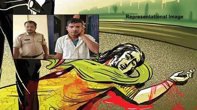 Assam : Husband kills wife in Court campus in Dibrugarh