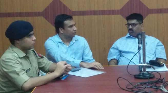 Assam: Principal Secretary, Revenue & DM reviews flood situation in Hailakandi