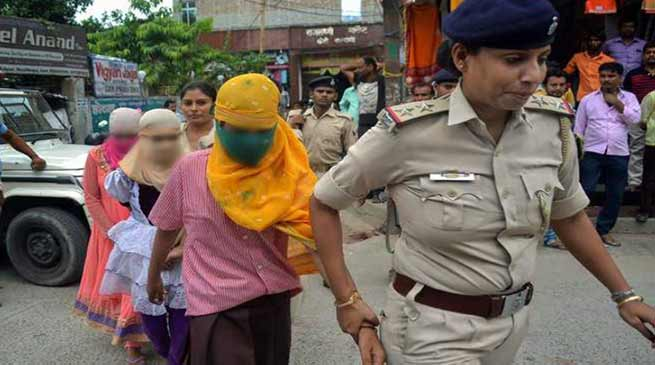 Bihar: 42 girls raped in a shelter home at Muzaffarpur
