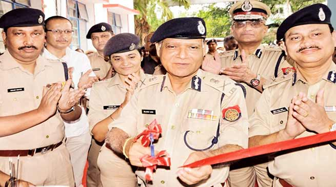 Assam: Guwahati police stations gets reception hall