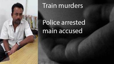 Assam Train murders: Police arrested main accused