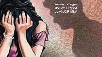 Photo of Assam: woman alleges, she was raped by AIUDF MLA  Nizamuudin Choudhury