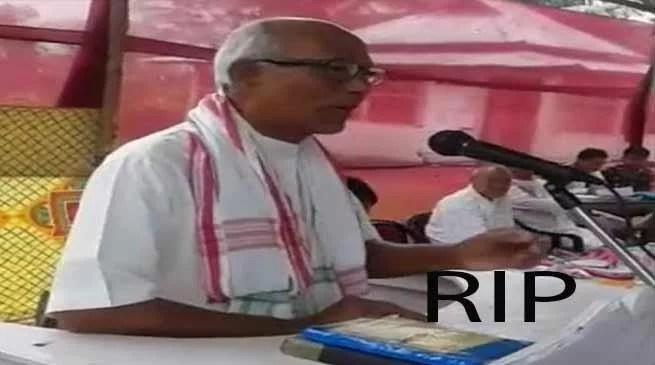 Assam: Bodo editor passes away