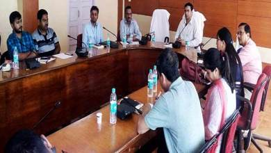 Assam: Media Advocacy Workshop on MR vaccination campaign organised in Hailakandi