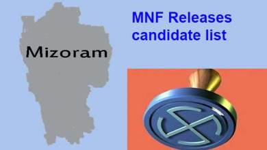 Photo of Mizoram Assembly Polls 2018: MNF Releases candidate list