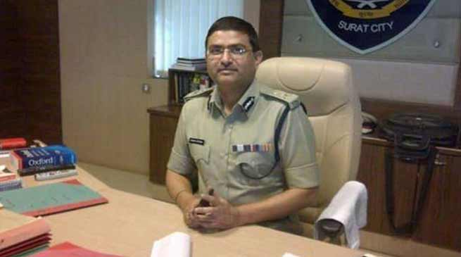 Rakesh Astahna diverted Police funds to BJP election funds