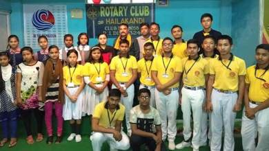 Assam: Nine-member child scientists representing Hailakandi at State level Science Congress