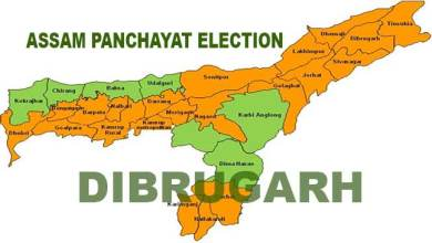 Assam Panchayat election 2018: 3214 candidates are in fray in Dibrugarh dist