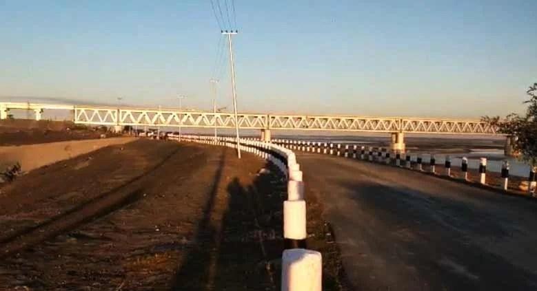 Assam: PM Modi to flag off 1st train on Bogibeel bridge on December 25
