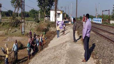 Assam: NF Railway starts railway embankment work under MNREGA