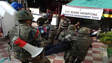 Assam: Army conducts Mock drill on Earthquake in Dispur