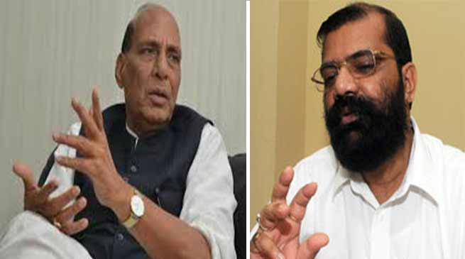 Citizenship bill: Rajnath rings up AASU, desire to resolve the issue