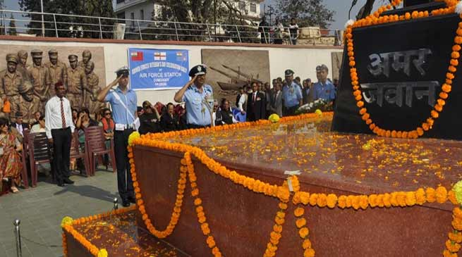 Assam: Veteran Day is observed throughout the country