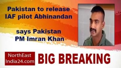Photo of IAF pilot Abhinandan to be release on Friday- Says Pakistan PM Imran Khan