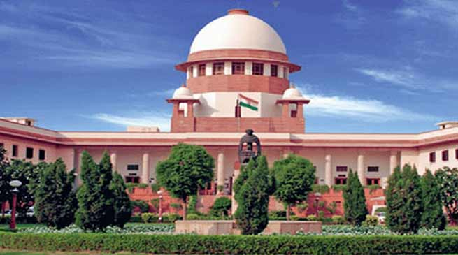 Supreme Court has refused to grant an interim stay on CAA