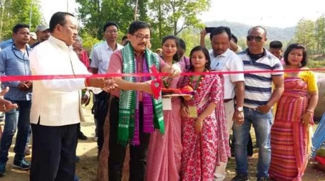 Assam: Baukhungri Festival in Kokrajhar begins