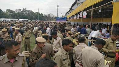 Assam is ready for polling in 5 Lok Sabha seats