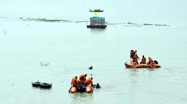 Assam: Army, NDRF and civil administration gears up for flood relief operation