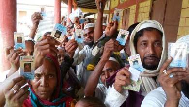 Photo of Assam:Voting ends peacefully in Hailakandi, 71 per cent voter turnout recorded