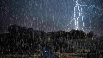 Due to Fani Heavy rains ahead for Assam, Meghalaya, Arunachal