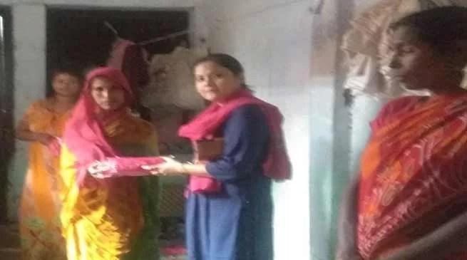 Assam: Hailakandi administration distributes sanitary pads to lady jail inmates