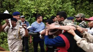 Photo of Nagaland: 2 Assam Rifle Jawan killed in an ambush in Mon dist