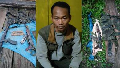 Photo of Assam: Army & Assam Rifles Apprehends Most Wanted Insurgent of NSCN (K-YA)