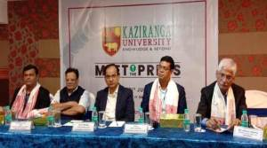 Assam: Kaziranga University Highlights Outstanding Academic Collaborations and Placement Records