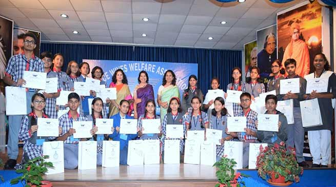 Meghalaya: AFWWA EAC conducts Declamation Contest