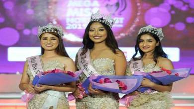 Langpoklakpam Melody, Tanvi Raksam Marak and Rajeswari Chakraborty crowned 17th Sunsilk Mega Miss North East 2019