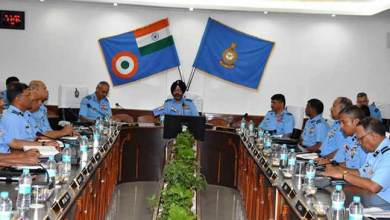 Meghalaya: EAC Commanders' conclave gets underway at Shillong